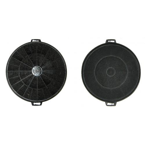 MBS F-001 Комплект угольных фильтров для FALMEC и MBS: GASTERIA/JASMIN/MAGNOLIA/MILTONIA/MUSA/VERBENA/ZINNIA